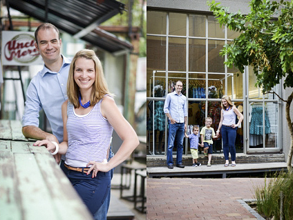The awesome De Vaal family